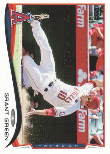 Photo of 2014 Topps #644 Grant Green
