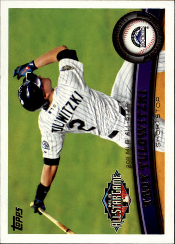 Photo of 2011 Topps Update #US162 Troy Tulowitzki