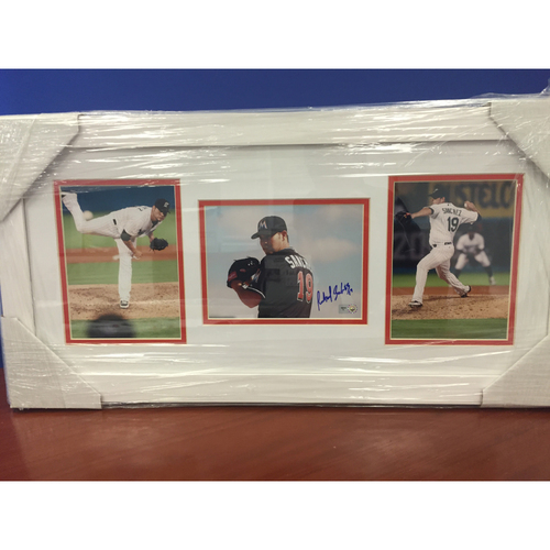 Photo of Marlins Charity Auction - Anibal Sanchez Autographed Frame Photo