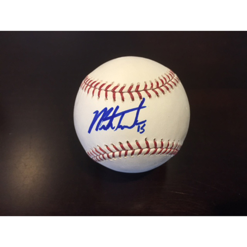 Photo of Giants Community Fund: Mark Trumbo Autographed Baseball
