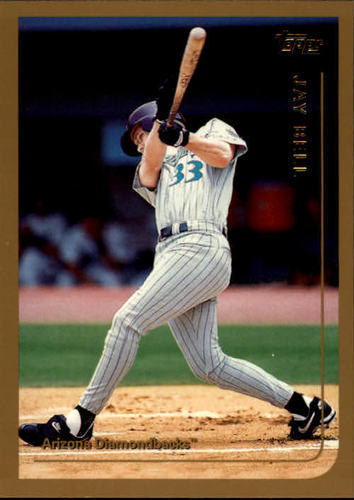Photo of 1999 Topps #78 Jay Bell