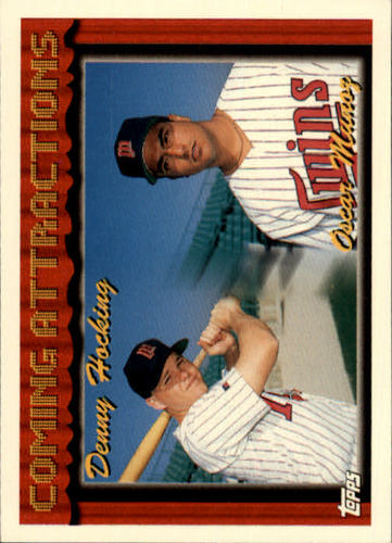 Photo of 1994 Topps #771 D.Hocking/O.Munoz RC