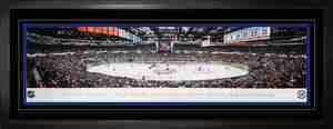 John Tavares - Signed & Framed New York Islanders Last Game at Nassau Coliseum Panorama