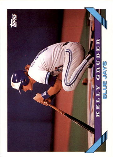 Photo of 1993 Topps #628 Kelly Gruber