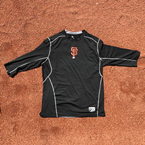 Photo of San Francisco Giants - Player Collected Shirt - Matt Cain