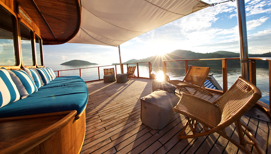 RASCAL VOYAGES: 5-NIGHTS ON PRIVATE YACHT THROUGH THE INDONESIAN ARCHIPELAGO