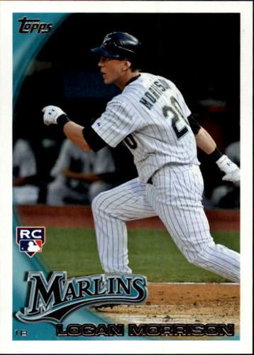Photo of 2010 Topps Update #US268 Logan Morrison RC