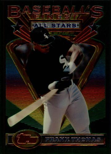 Photo of 1993 Finest Jumbos #102 Frank Thomas