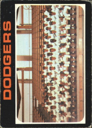 Photo of 1971 Topps #402 Los Angeles Dodgers TC