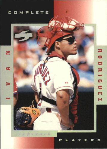 Photo of 1998 Score Rookie Traded Complete Players #7A Ivan Rodriguez