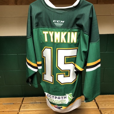 Cole Tymkin Warmup Jersey
