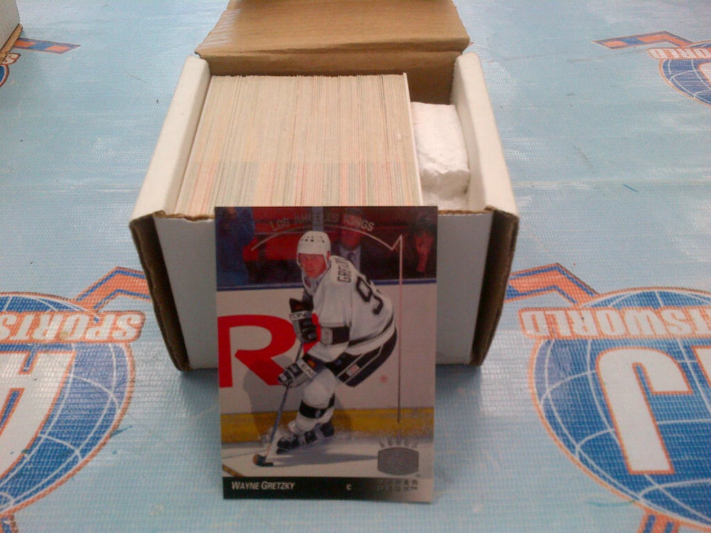 1993-94 UD SP Complete Hockey Card Set *1-180* *BRENT GRETZKY RC* *WAYNE GRETZKY, YZERMAN, ROY CARDS*