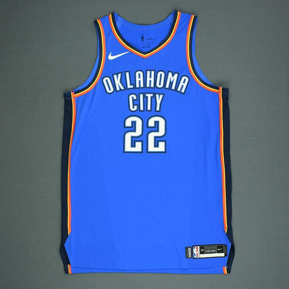 Hamidou Diallo - Oklahoma City Thunder - 2018 NBA Draft - Autographed Jersey