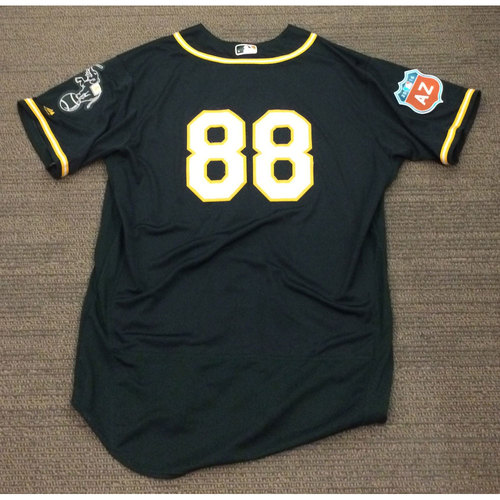 Photo of Oakland Athletics Spring Training Jersey - Phil Pohl