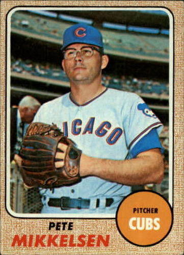 Photo of 1968 Topps #516 Pete Mikkelsen