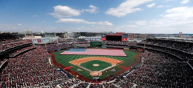 WASHINGTON NATIONALS GAME: 9/6 NATIONALS VS. CHICAGO (4 DELTA SKY360° CLUB TICKETS)