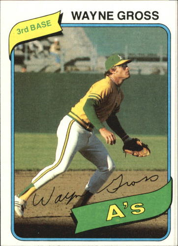 Photo of 1980 Topps #363 Wayne Gross