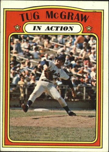 Photo of 1972 Topps #164 Tug McGraw IA