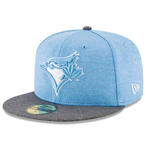 2017 Authentic Collection Father's Day Cap Blue/Grey by New Era