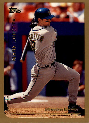 Photo of 1999 Topps #36 Mark Loretta