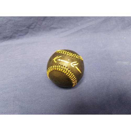 Photo of Kershaw's Challenge: Kevin Costner Black Ball