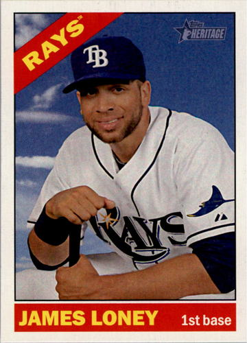 Photo of 2015 Topps Heritage #108 James Loney