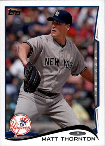 Photo of 2014 Topps Update #US312 Matt Thornton