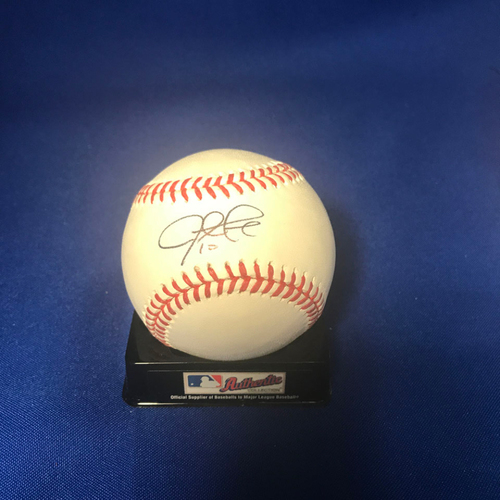 Photo of UMPS CARE AUCTION: Justin Turner Signed Baseball