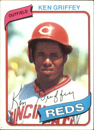 Photo of 1980 Topps #550 Ken Griffey Sr.