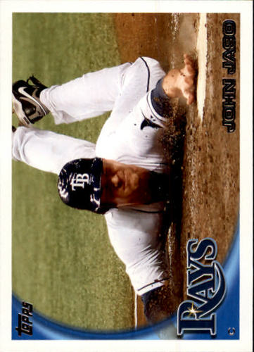 Photo of 2010 Topps Update #US273 John Jaso
