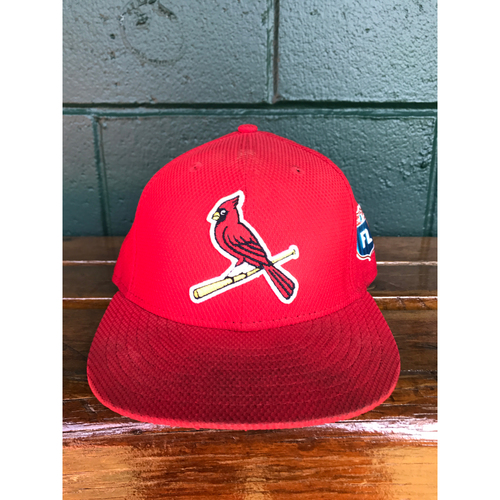 Photo of Cardinals Authentics: Tyler Lyons 2016 Spring Training Cap