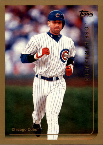 Photo of 1999 Topps #90 Jose Hernandez