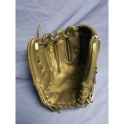 Photo of Kershaw's Challenge: Clayton Kershaw 2014 Autographed Glove