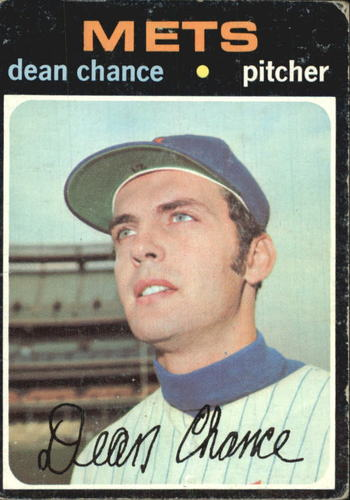 Photo of 1971 Topps #36 Dean Chance