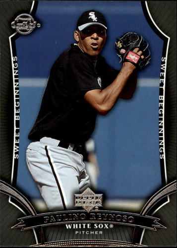 Photo of 2005 Sweet Spot #149 Paulino Reynoso SB RC