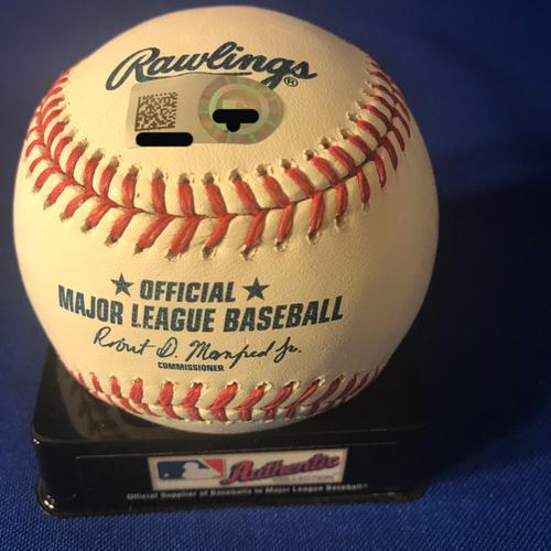 Photo of UMPS CARE AUCTION: Ubaldo Jimenez Signed Baseball