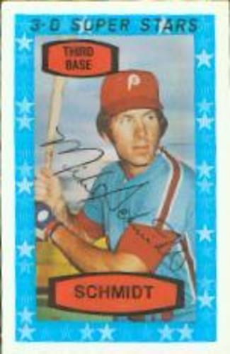 Photo of 1975 Kellogg's #56 Mike Schmidt