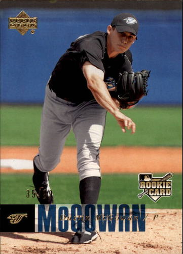 Photo of 2006 Upper Deck Gold #1208 Dustin McGowan RC /99