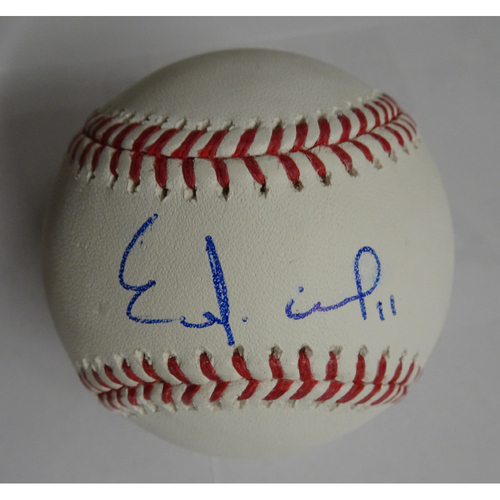 Photo of Ender Inciarte Autographed Baseball