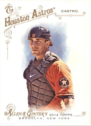 Photo of 2014 Topps Allen and Ginter #251 Jason Castro