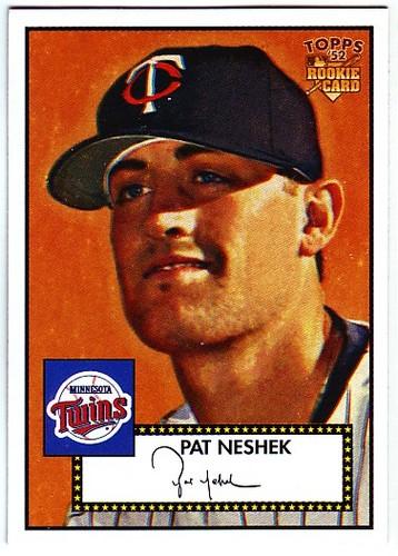 Photo of 2006 Topps 52 #7 Pat Neshek Rookie Card -- Rockies post-season