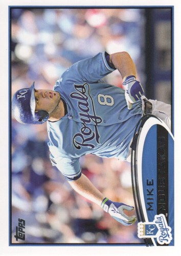 Photo of 2012 Topps #642 Mike Moustakas