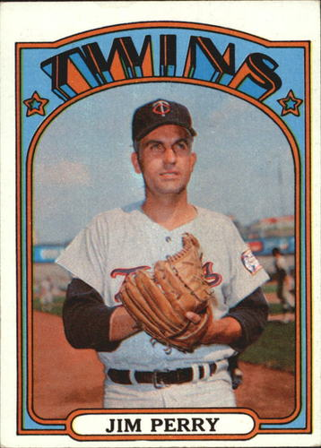 Photo of 1972 Topps #220 Jim Perry