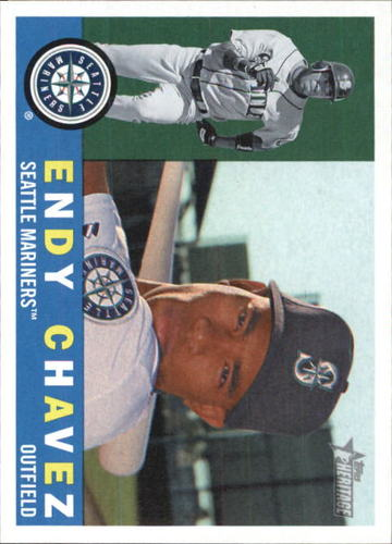 Photo of 2009 Topps Heritage #565 Endy Chavez