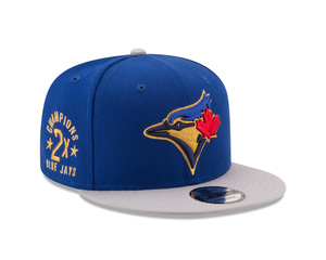Title Turn Snapback Royal/Grey by New Era
