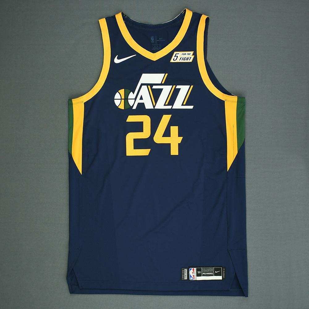 Grayson Allen - Utah Jazz - 2018 NBA Draft - Autographed Jersey
