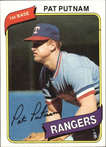 Photo of 1980 Topps #22 Pat Putnam