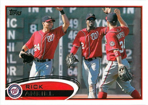 Photo of 2012 Topps Update #US11 Rick Ankiel