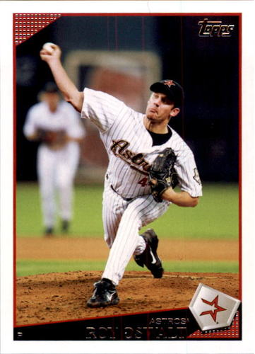 Photo of 2009 Topps #125 Roy Oswalt