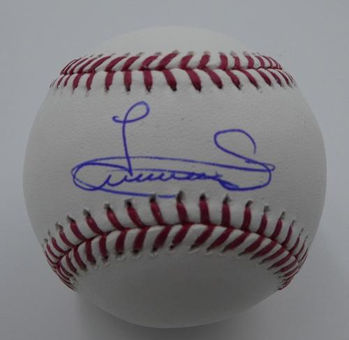 Photo of Luis Severino Autographed Baseball